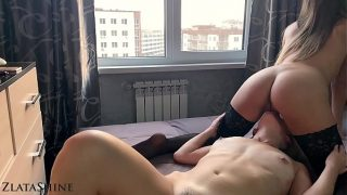 Facesitting and Pussy Eating with My Girl friend