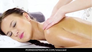 Lesbian anal fingering and banging for pretty babe,tight pussy lesbians