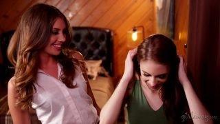 Lesbian Coming Out – Anna De Ville, Elena Koshka