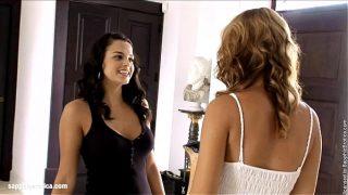 Sapphic Erotica lesbian sex with Nikitta Sascha