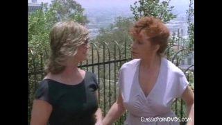 Vintage Lesbian Bondage Candle Wax